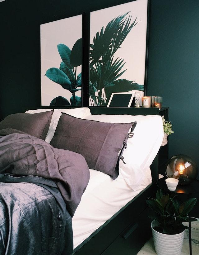 Tips på hur du får ett mysigare sovrum